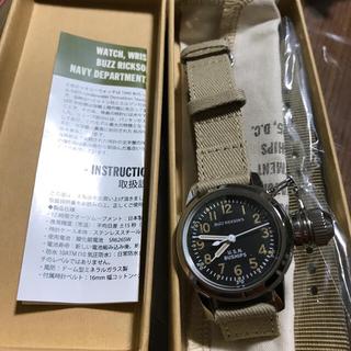 バズリクソンズ(Buzz Rickson's)のバズリクソン  腕時計 R80-W-800(腕時計)