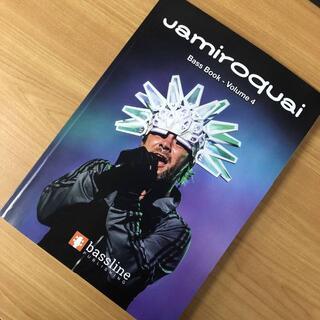 【ベーススコア】ジャミロクワイ/BASS BOOK Vol.4  楽譜(ポピュラー)