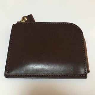 ツチヤカバンセイゾウジョ(土屋鞄製造所)の土屋鞄 L型コインケース(コインケース/小銭入れ)