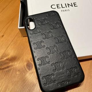 セリーヌ(celine)の値下げします。CELINE iPhone10 iPhoneケース セリーヌ(iPhoneケース)