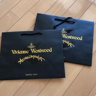 ヴィヴィアンウエストウッド(Vivienne Westwood)のvivienne ショッパー アングロマニア 限定(ショップ袋)