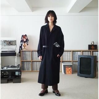 サンシー(SUNSEA)のsunsea 19ss after the party(coat)(ステンカラーコート)
