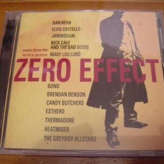 映画サントラCD「ゼロエフェクトZERO EFFECT」ジャミロクワイ★(映画音楽)
