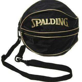 SPALDING - 新品 ゴールド バスケットボールケース スポルディング