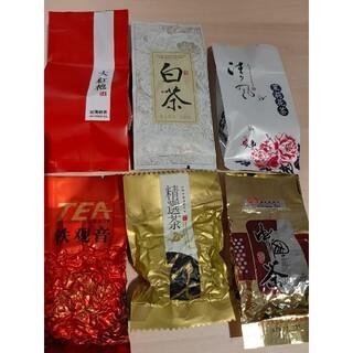 厳選 中国茶 6種セット(茶)