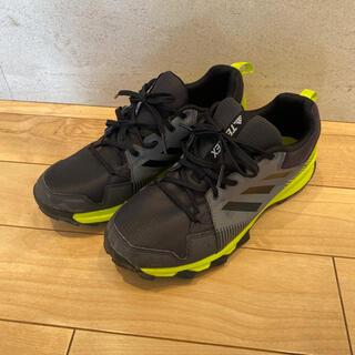 アディダス(adidas)のアディダス トレイルシューズ26センチ!(登山用品)