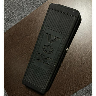ヴォックス(VOX)のvox社 wah pedal ワウペダル v845 トゥルーバイパス変更(エフェクター)
