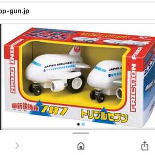 ジャル(ニホンコウクウ)(JAL(日本航空))の丸彰 ミニミニダッシュ JAL(キャラクターグッズ)