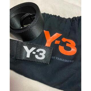 Y-3 - Y-3 LOGO BELT