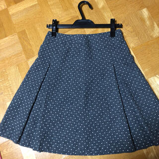 ロイスクレヨン(Lois CRAYON)のひざ丈 プリーツスカート(ひざ丈スカート)