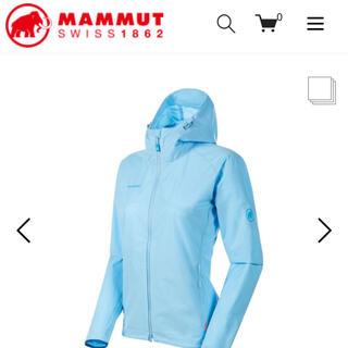 マムート(Mammut)のマムート GRANITE SO Hooded Jacket AF Women(登山用品)