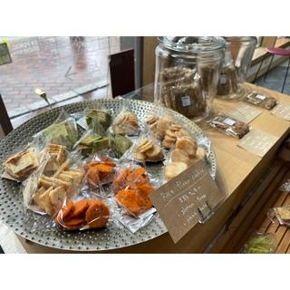 砂糖不使用 クッキー 詰合せ 27枚くらい(菓子/デザート)