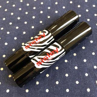 シスレー(Sisley)の【未使用品】シスレー フィトリップツイストマット* ミニサイズ 2本(口紅)