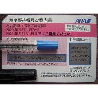 ANA株主優待券1枚(その他)