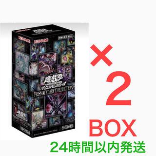 ユウギオウ(遊戯王)の遊戯王 PRISMATIC ART COLLECTION  2BOX(Box/デッキ/パック)