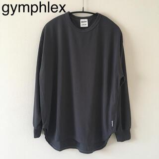 ジムフレックス(GYMPHLEX)のgymphlex  ジムフレックス policott ロングTシャツ UVカット(シャツ/ブラウス(長袖/七分))