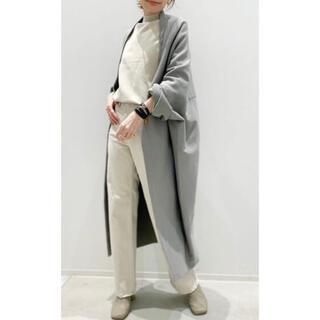 アパルトモンドゥーズィエムクラス(L'Appartement DEUXIEME CLASSE)のアパルトモン:HAVEL studio/Relax Knit Coat  (ガウンコート)