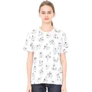 グラニフ(Graniph)の荒井良二 ぼくのキュートナパターン Tシャツ グラニフ コラボ トップス(Tシャツ(半袖/袖なし))