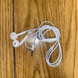 アップル(Apple)のイヤフォン(ヘッドフォン/イヤフォン)