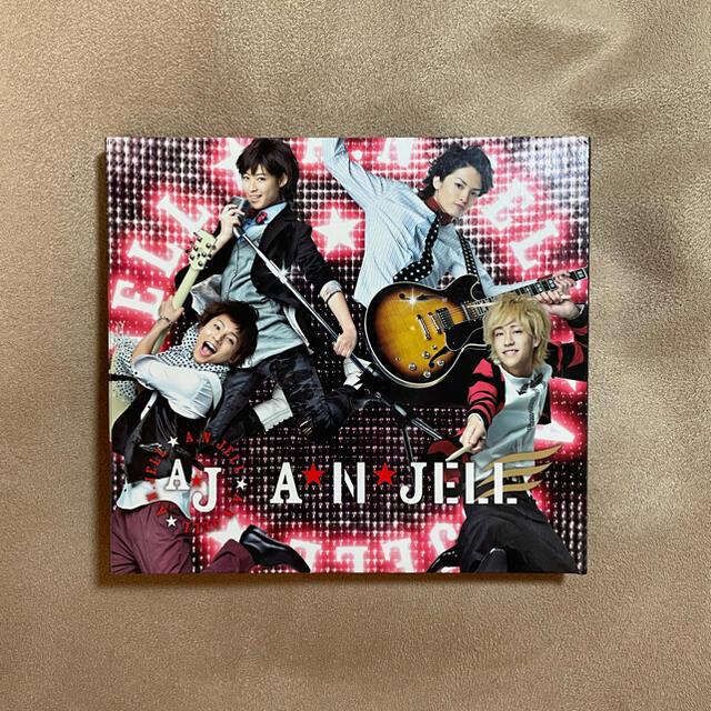 Kis-My-Ft2(キスマイフットツー)のCD A.N.JELL WITH TBS系金曜ドラマ「美男ですね」  エンタメ/ホビーのCD(テレビドラマサントラ)の商品写真