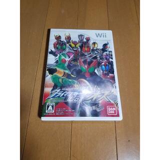 Wii 仮面ライダー クライマックスヒーローズ オーズとW(家庭用ゲームソフト)