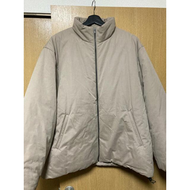 COMOLI(コモリ)のcomoli インサレーションジャケット 3 メンズのジャケット/アウター(ダウンジャケット)の商品写真