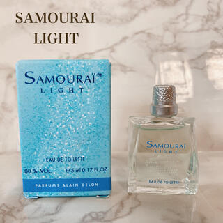 サムライ(SAMOURAI)の定番 人気 サムライライト 01  オーデトワレ 6ml 香水(ユニセックス)