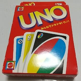 ウーノ(UNO)のUNO(トランプ/UNO)