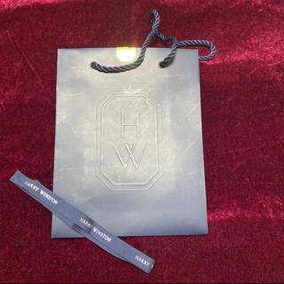 ハリーウィンストン(HARRY WINSTON)のハリーウィンストン  ショップ袋 紙袋(ショップ袋)
