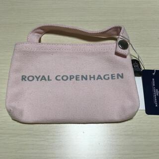 ロイヤルコペンハーゲン(ROYAL COPENHAGEN)の☆新品☆ROYAL COPENHAGEN ミニポーチ(ポーチ)