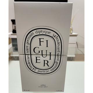 diptyque - 【新品未使用】diptyque FIGUIER 時計型ディフューザー
