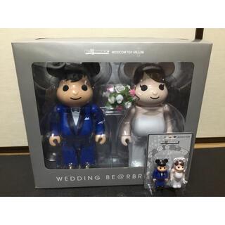 メディコムトイ(MEDICOM TOY)のBE@RBRICK グリーティング 結婚 4 PLUS 100% & 400%(その他)