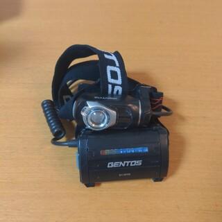 ジェントス(GENTOS)のGENTOS オートディマーヘッドライト GT-301D(ライト/ランタン)