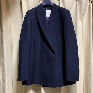 ロンハーマン(Ron Herman)のSOLD ebure 濃紺ジャケット(テーラードジャケット)