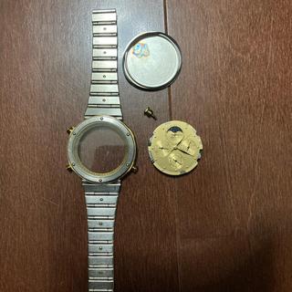 セイコー(SEIKO)のSEIKOクロノグラフ 7A48 諏訪SEIKO ジャンク(腕時計(アナログ))