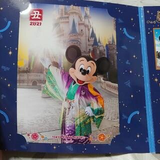 ディズニー(Disney)の2021ミッキー&ミニーフォトファン(キャラクターグッズ)