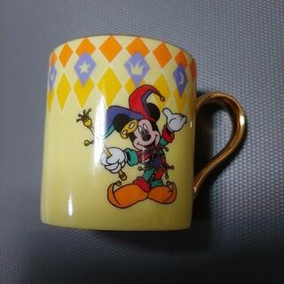 ディズニー(Disney)のディズニーランド15周年 飾りティーカップセット(キャラクターグッズ)