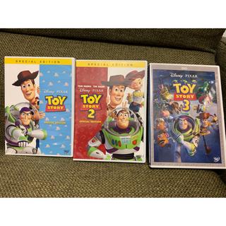 トイ・ストーリー - トイ・ストーリー 1.2.3 DVDセット