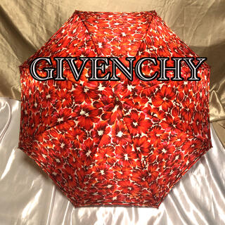 GIVENCHY - GIVENCHY 折り畳み傘