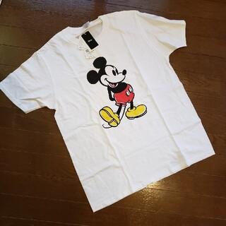 ディズニー(Disney)の新品 ミッキー Tシャツ フルーツオブザルーム(Tシャツ(半袖/袖なし))