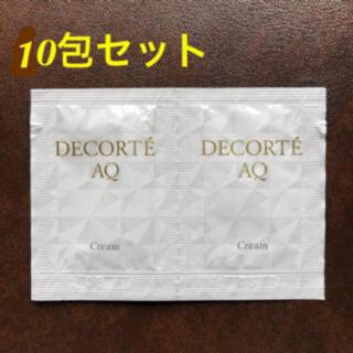 コスメデコルテ(COSME DECORTE)のAQ クリーム 20包(フェイスクリーム)