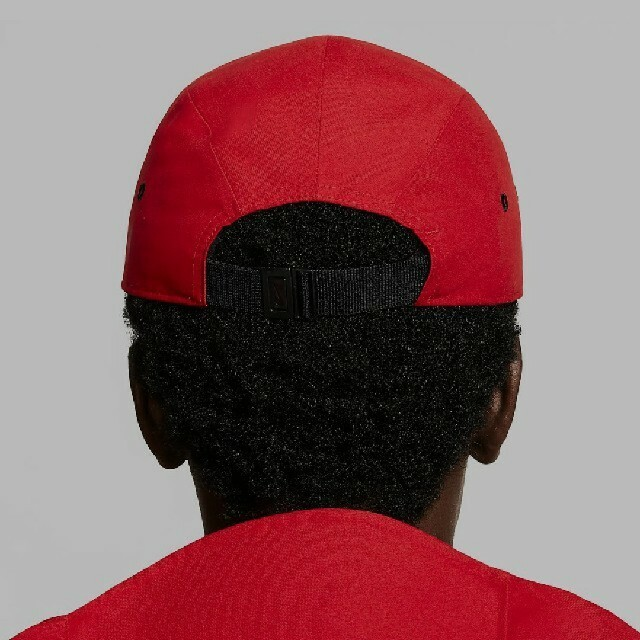 UNDERCOVER(アンダーカバー)の新品 ナイキ nike x アンダーカバー undercover キャップ 赤 メンズの帽子(キャップ)の商品写真