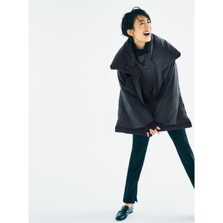 ユニクロ(UNIQLO)の【新品】+J ハイブリッドダウンショートコート L(ダウンジャケット)