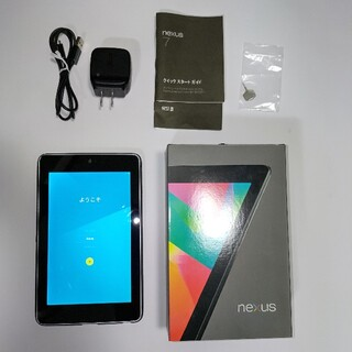 NEXUS7 - ASUS Nexus7(2012) 32GB WiFi+3Gモデル