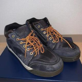 gravis - gravis スニーカー ブーツ ネイビー