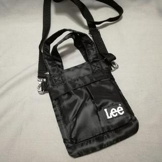 リー(Lee)のLee ヘルメットバッグ型ミニショルダー smart 付録(ショルダーバッグ)