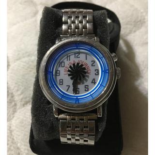 HOLLYWOOD RANCH MARKET - HRM ネオンウォッチ ハリウッドランチマーケット 時計 BLUE BLUE
