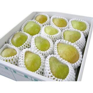 洋梨 洋梨の王様シルバーベル 大玉5Lサイズ以上 秀品(フルーツ)