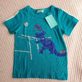 ハッカキッズ(hakka kids)のハッカキッズ Tシャツ テニス(Tシャツ/カットソー)
