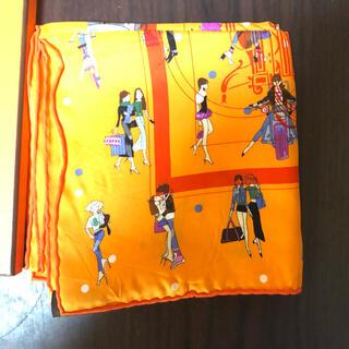 エルメス(Hermes)のHERMES スカーフ(バンダナ/スカーフ)
